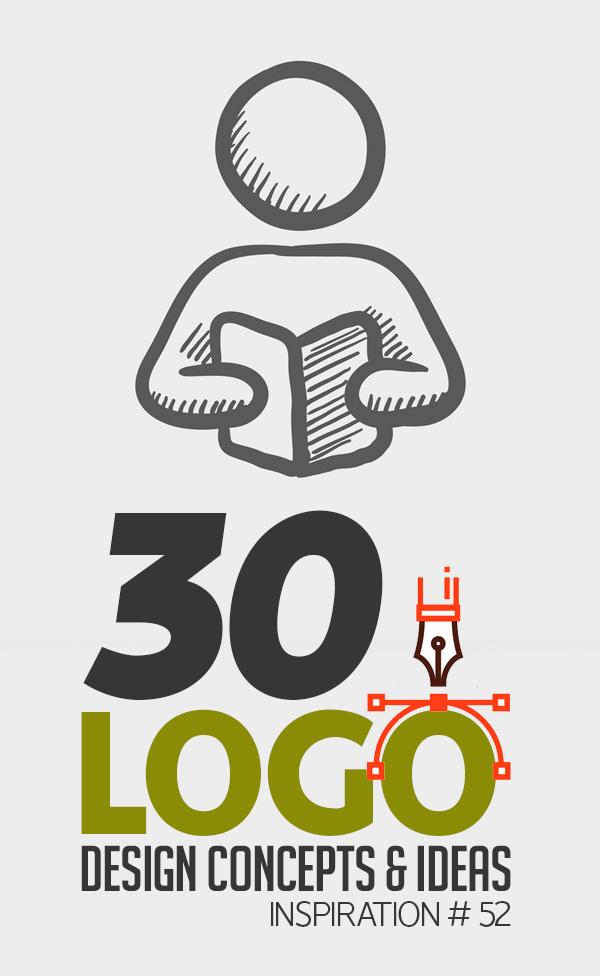 30 Creative Logo Design Concept and Ideas for Inspiration #52