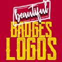 Post thumbnail of 30 Beautiful Badges and Logos Visual Identity Designs