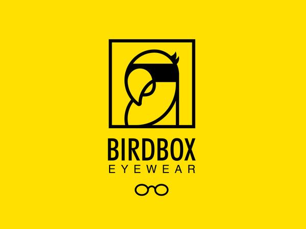 Bird Box Eyewear Logo Design