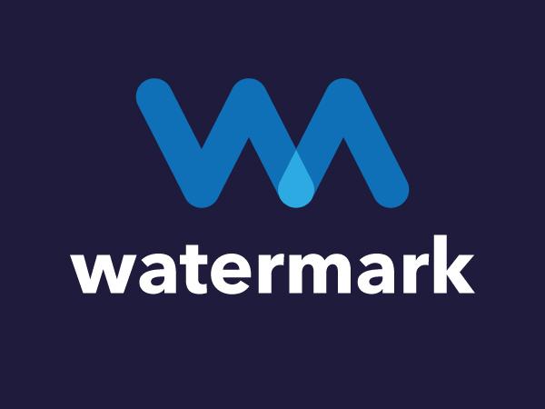 Watermark Logo Design