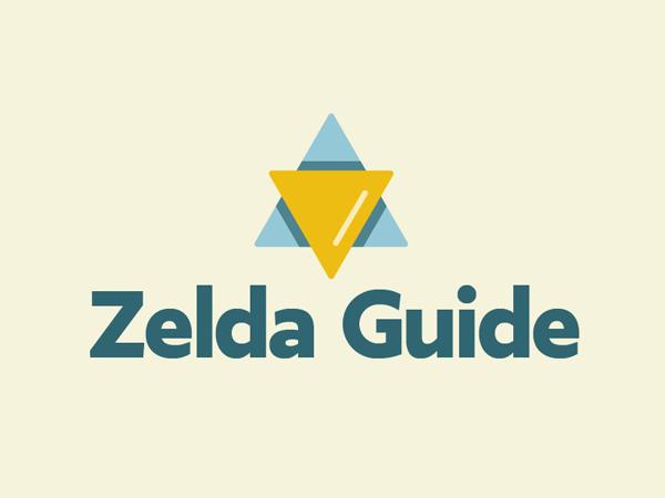 Zelda Guide Logo Design
