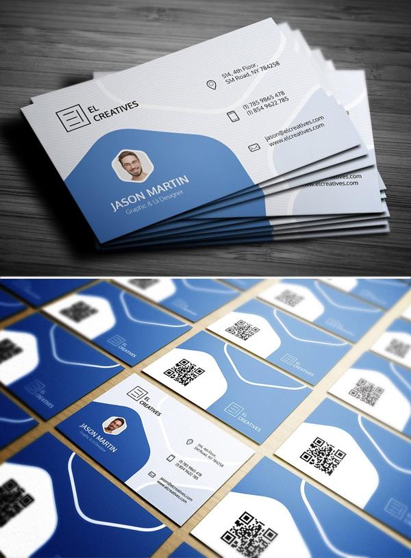 Fresh Creative Business Card