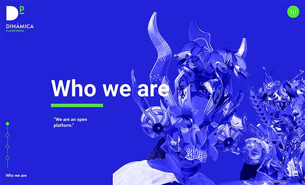 Web Design Trends 2019 - Example  4