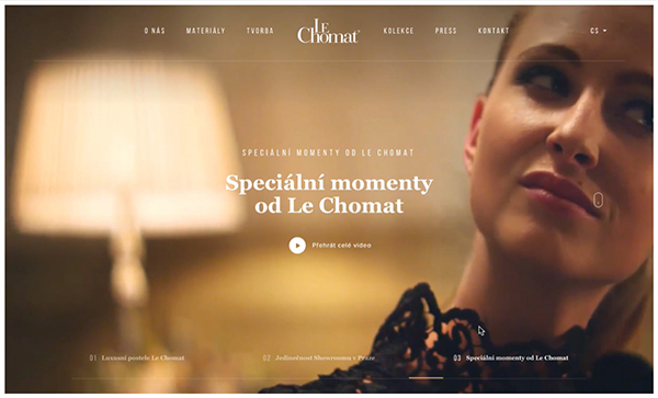 Fresh Web Design Examples That Follow New Trends - 22