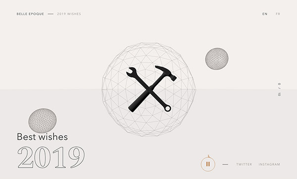 Fresh Web Design Examples That Follow New Trends - 23