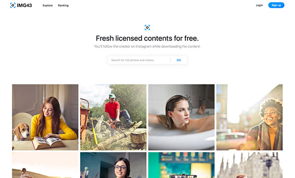 Fresh Web Design Examples That Follow New Trends - 5
