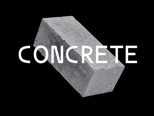 CONCRETE Free Font