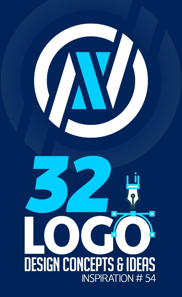 32 Creative Logo Design Concept and Ideas for Inspiration #54