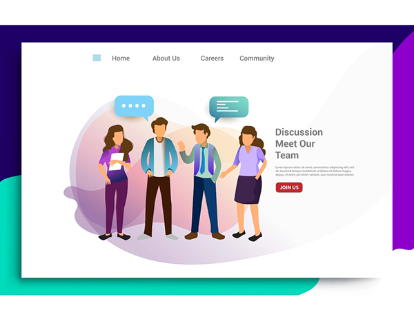 50 Modern Web UI Design Concepts with Amazing UX - 10