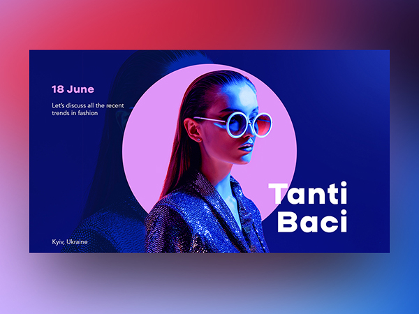 50 Modern Web UI Design Concepts with Amazing UX - 27