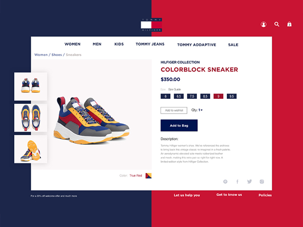50 Modern Web UI Design Concepts with Amazing UX - 36