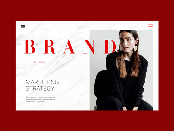 50 Modern Web UI Design Concepts with Amazing UX - 37