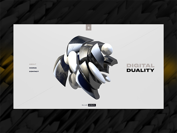 50 Modern Web UI Design Concepts with Amazing UX - 38