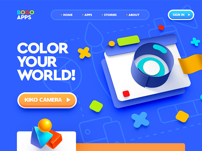 50 Modern Web UI Design Concepts with Amazing UX - 4