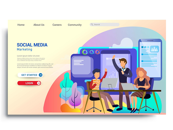 50 Modern Web UI Design Concepts with Amazing UX - 40