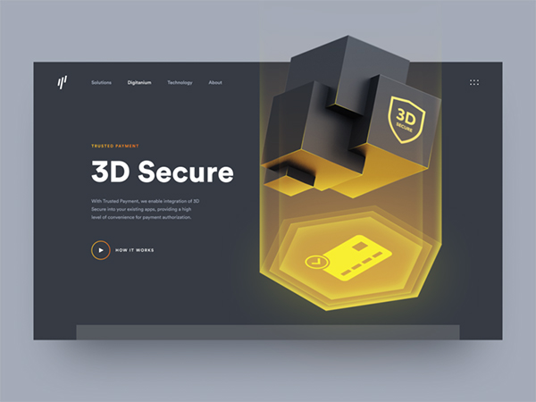 50 Modern Web UI Design Concepts with Amazing UX - 44