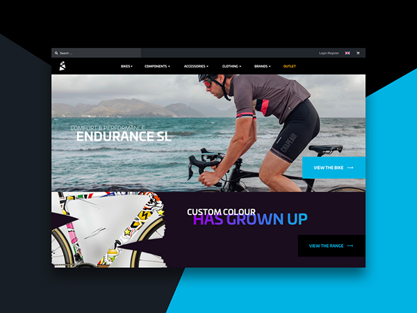 50 Modern Web UI Design Concepts with Amazing UX - 45