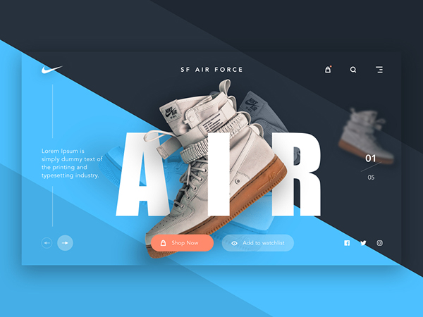 50 Modern Web UI Design Concepts with Amazing UX - 6