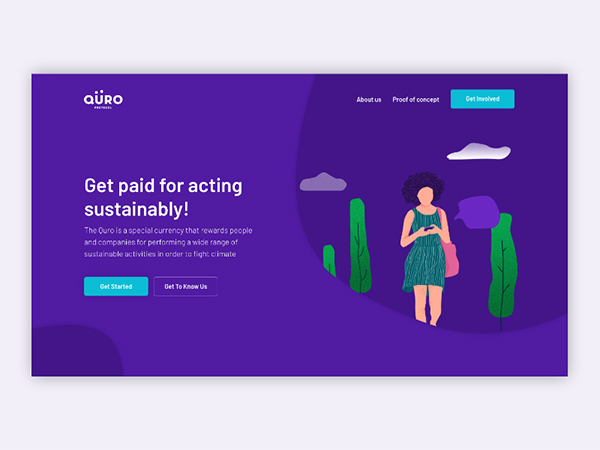 50 Modern Web UI Design Concepts with Amazing UX - 7