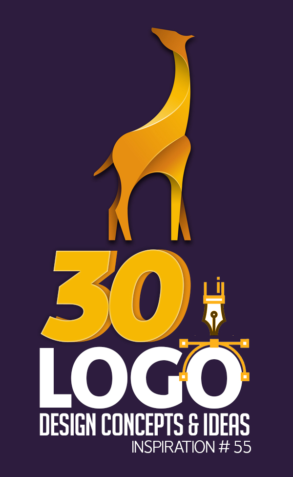 30 Creative Logo Design Concept and Ideas for Inspiration #55