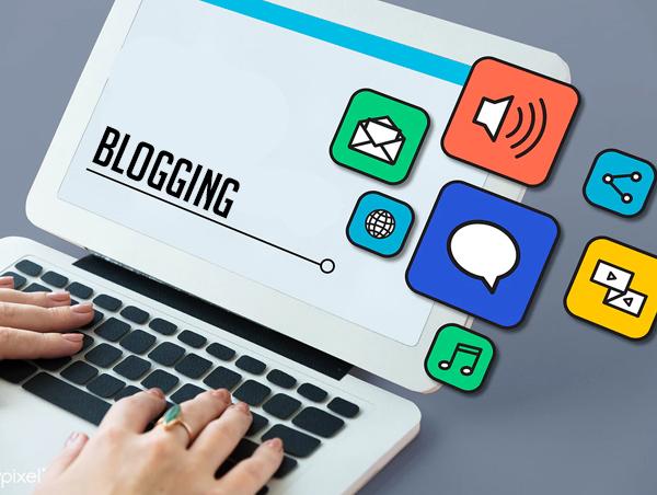 Blogging is essential