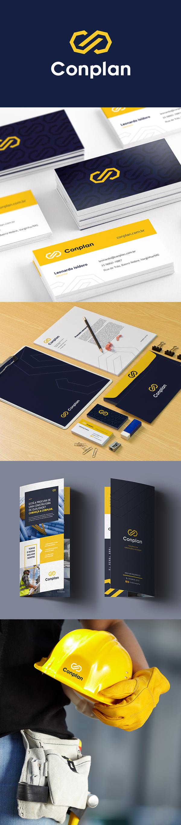 Branding: Conplan Branding by Otávio Mendes