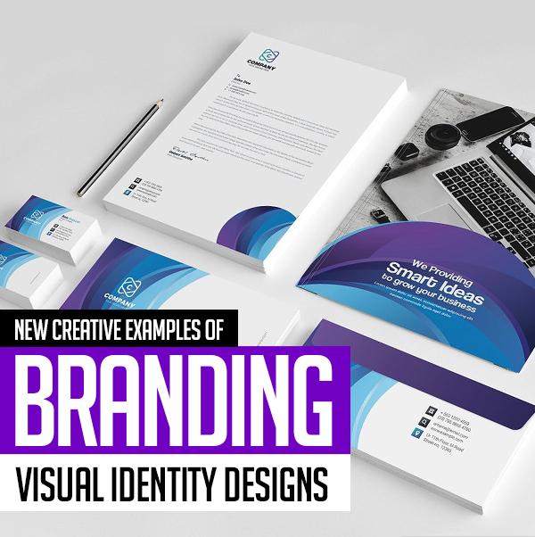 26 New Creative Branding, Visual Identity and Logo Design Examples