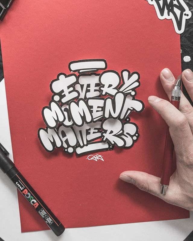 Handmade Lettering and Typography Designs - 18