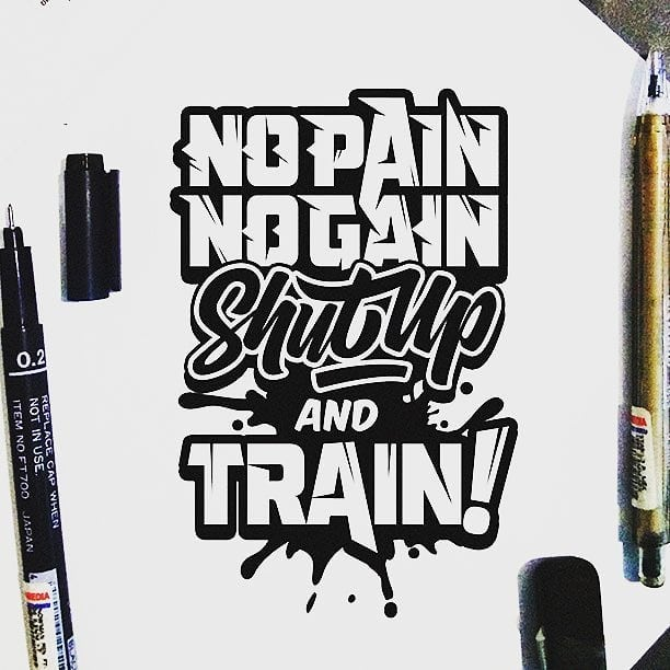 Handmade Lettering and Typography Designs - 26