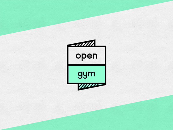 Open Gym identity By iliya lazarov