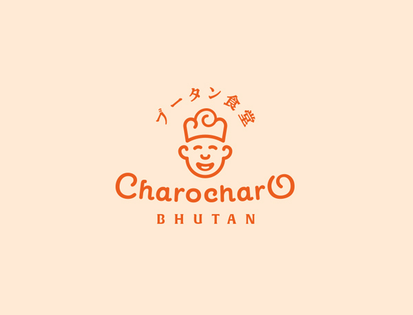 Charo Charo Bhutan branding Busom by Mikaël