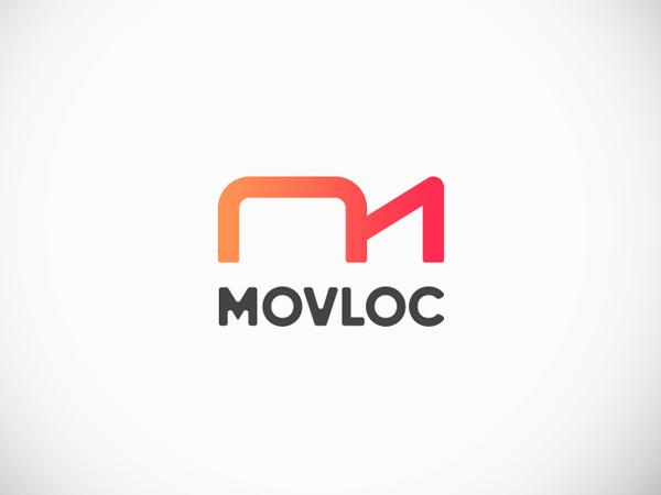 Logo for MovLoc by Andrew Diete-koki