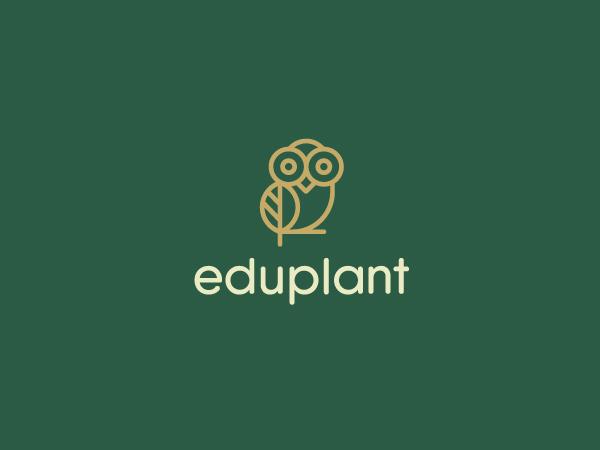 Eduplant Branding by Ahmed safwan