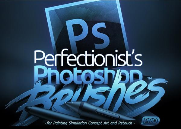 Perfectionist Photoshop Brushes