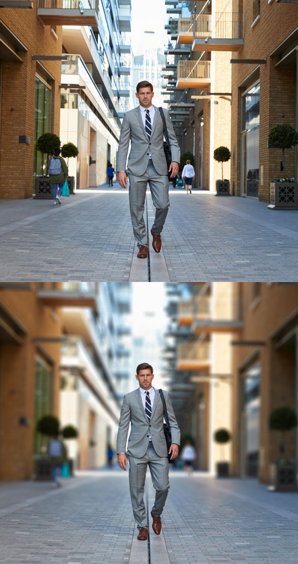 How to Create a Photoshop Action to Blur the Background in a Photograph