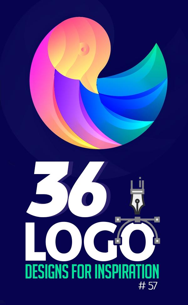 36 Creative Logo Design Concept and Ideas for Inspiration #57