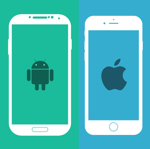 Android and iOS: Distinctions in App Designing