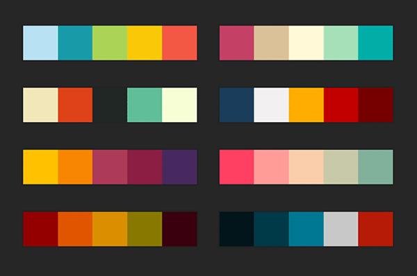 Consistent Color Palette