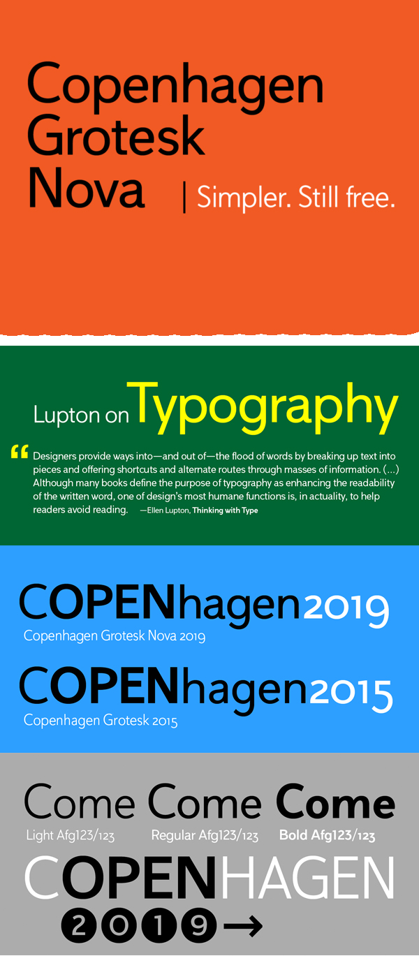 100 Greatest Free Fonts for 2020 - 89
