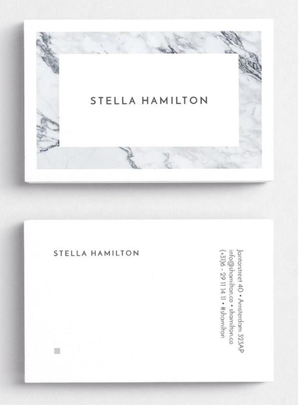 Stella Business Card
