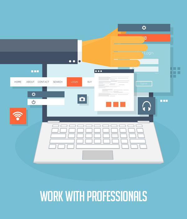 Professional Web Designers