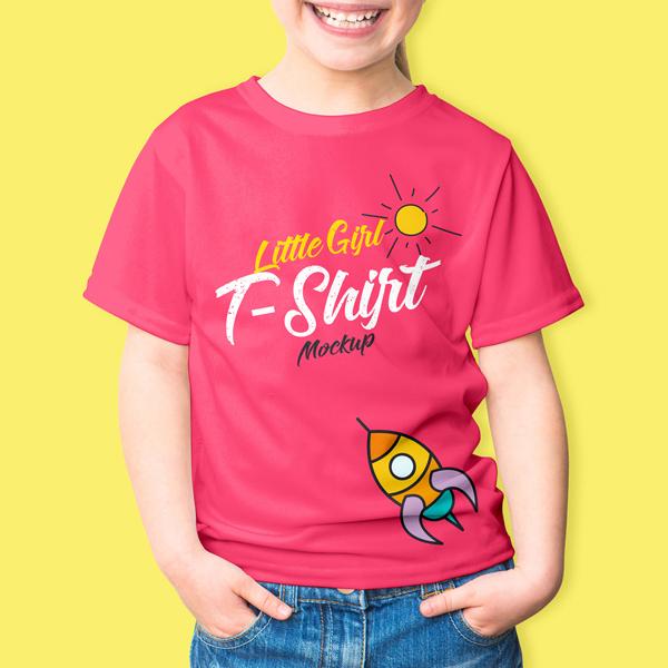 45 Free T-Shirt Mockup Templates PSD