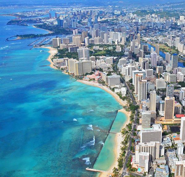 Waikiki Beach Road Trip