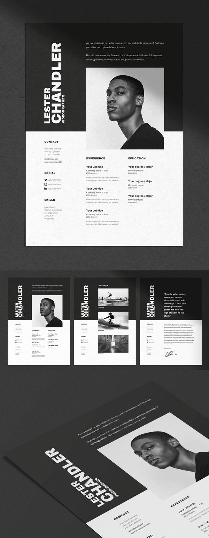 CV / Resume Template