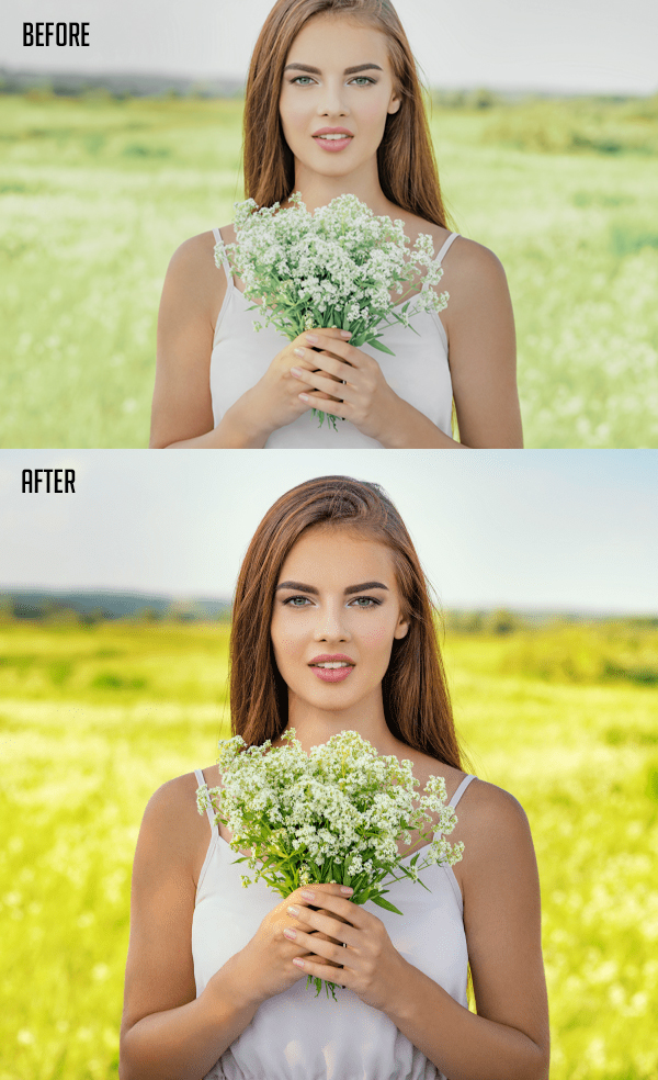 How to Create the Light & Airy Look in Photoshop Tutorial