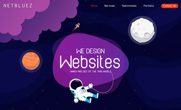 35 Creative Web Design Examples with Modern UI/UX - 19