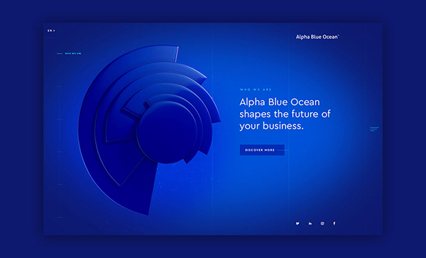 35 Creative Web Design Examples with Modern UI/UX - 5