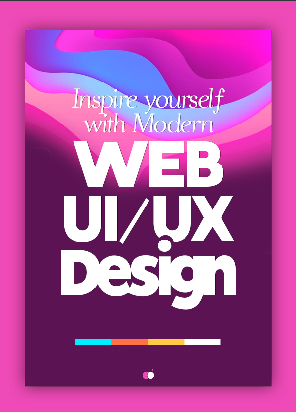 Webdesign: Inspire Yourself with Modern Web UI/UX Designs