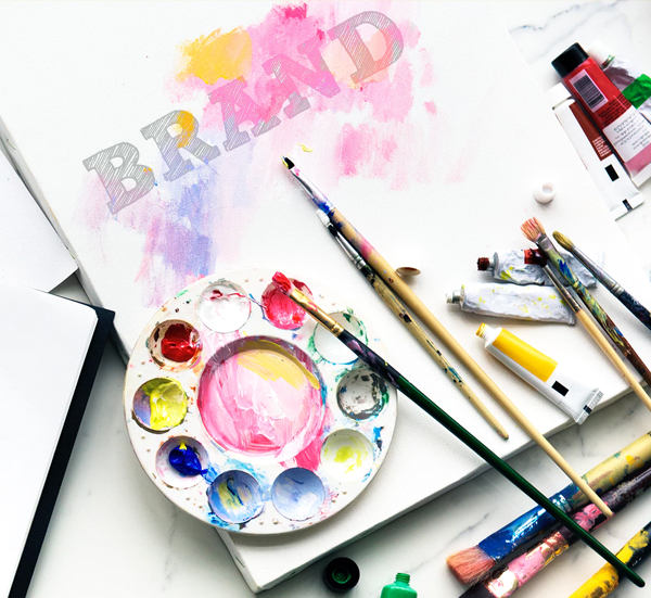 Customize your brand color palette