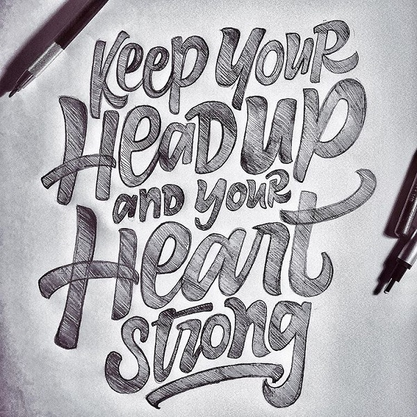 Remarkable Lettering and Typography Designs - 18